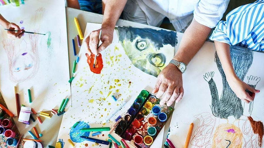 Sanat Terapi ( Art Therapy) Atölyemiz Açılıyor